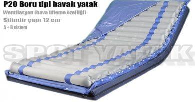 Boru tipi hasta yatağı