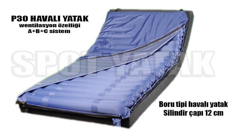 P30 havalı yatak
