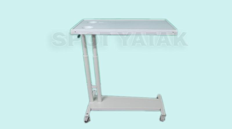 Hasta yemek masası
