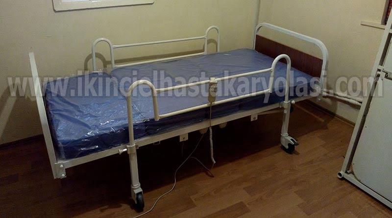Çift motorlu hasta yatağı ekonomik yatak